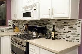 How To Do A Kitchen Backsplash Kitchen Remodel Phase Two Complete Backsplash