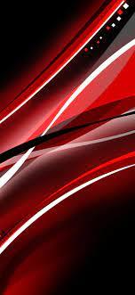 1242x2688 Red Black Color Interval ...