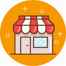 Bakery Boutique Butchery Grocery Shop Icon