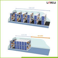 office racking system. office large capacity closed high density steel mobile file storage cabinet for box filesmobile racking system
