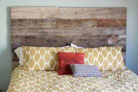 Diy Wood Headboard Living Room Diy Modern Wood Headboard Diy Modern Wood And Metal
