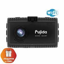 <b>Видеорегистратор Fujida Zoom</b> Smart WiFi купить в интернет ...