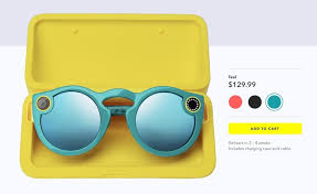 Snapchat Glasses Vending Machine Impressive Snapchat Spectacles Now Available To Purchase Online For 48 Mac