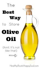 the best way to olive oil