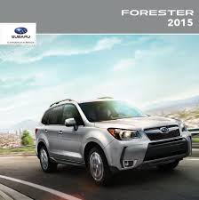 subaru forester 2018 deutsch. wonderful subaru 2018 subaru forester brochure 2015 to subaru forester deutsch r