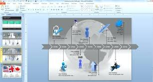 Timeline Slides In Powerpoint Beautiful Easy To Use Chart Timeline Templates For Your Slides Free