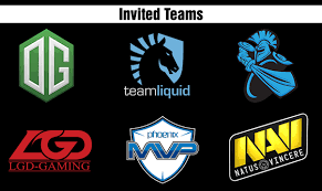 dota 2 the international 2016 invited teams opskins marketplace
