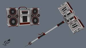 fan made rwby weapons. \u0027vindictive ruin\u0027 - rwby oc weapon youtube fan made rwby weapons t