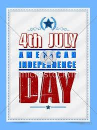 Vintage Pamphlet Banner Or Flyer Design For 4th Of July American Independence Day Celebration