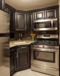 141 best kitchens with black appliances images on black inside the elegant modern kitchen with