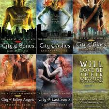 Book Review  The Mortal Instruments  City of Bones     Aly Almario      nd Chinese cover