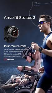 <b>Amazfit</b> Stratos 3 | Learn More About <b>Amazfit Smart</b> Sport <b>Watches</b>