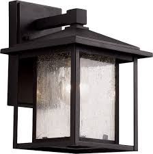 Exterior Wall Sconce Light Fixtures Full Size Of Outside Wall - Black exterior light fixtures