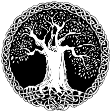 Resultado de imaxes para arbol celta