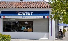 Paris Bakery Old Monterey