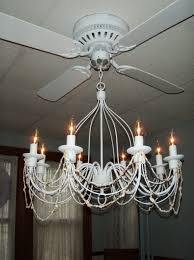 living fancy chandelier and ceiling fan combo 14 excellent elegant fans with crystals white iron chandeliers