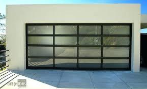 glass panel garage doors glass garage doors glass panel garage door revit