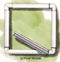 A Quilting Hoop Makes for Easy Quilting & quilting tools Adamdwight.com