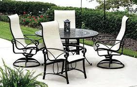 iron patio furniture aluminum austin tables texas