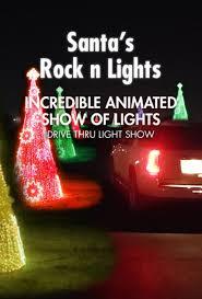 Rockin Lights Round Rock 2017 Santas Rock N Lights Drive Thru Light Show