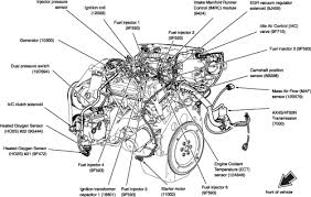 ford taurus engine diagram diy wiring diagrams 2001 ford taurus engine diagram 2001 home wiring diagrams