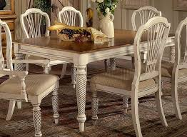 antique white kitchen dining set. hillsdale wilshire rectangular dining table - antique white kitchen set i