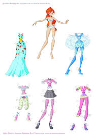 Winx Club Paige Boots Ever After