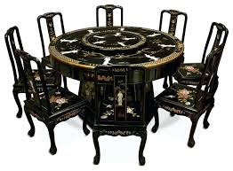 dining table and 8 chairs for sale uk. 8 seater dining table and chairs uk black lacquer with asian for sale