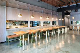 Verve Third Street in Los Angeles by Pamela Shamshiri for Commune.  Photography by Spencer Lowell.