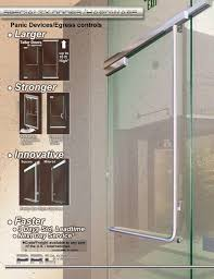 project all glass prl glass door