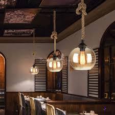 modern globe hanging lights glass 1