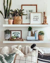 8 living room wall shelf ideas picture