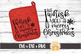Our free svg cut files are a file type that can be scaled to use with cricut, silhouette and other svg cutting machines. We Whisk You A Merry Christmas Graphic By Cheesetoastdigitals In 2020 Christmas Pots Christmas Svg Files Christmas Holidays