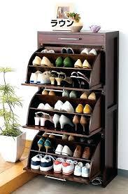 wood shoe cabinet best shoe racks ideas on shoe rack wood shoe corner shoe rack solid