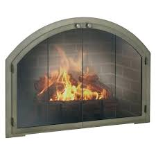 bronze fireplace doors ed can you paint painting over brass