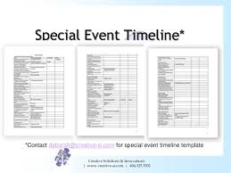 events timeline template special event timeline template oyle kalakaari co