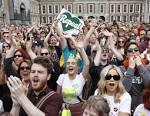 samkönade äktenskap folkomröstning datum irland