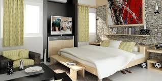 99 Striking Pictures Of Studio Apartments Photos Inspirations Home Design For One Room Apartment