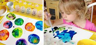 7 watercolor techniques for kids