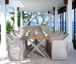 Modern Patio Dining Table Modern Outdoor Dining Tables