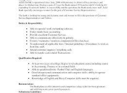 18 Lovely Bank Teller Job Description For Resume Pics