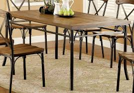 industrial style dining room tables. industrial style dining table room tables