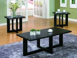 Attractive Unique Ideas Black Living Room Table Set Spectacular Inspiration Coffee  Table Astonishing Black Table Sets In Your Living Idea