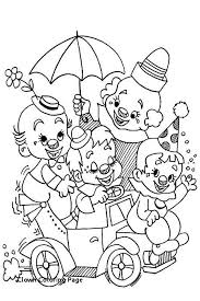clown coloring page clown coloring pages vine coloring book ilrations coloring