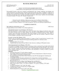 Special Business Development Manager Cv Example Uk Business