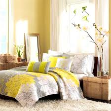 marvelous grey bedroom colors: apartmentsmarvelous gray and yellow bedroom calm nuance traba homes blue ideas alluring pretty flower decor on