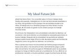 my job essay my ideal job essay exol abogados order popular  my ideal job essay exol gbabogados comy ideal job essay