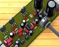 circuit power audio amplifier tda2030 2 1 3 x 18 watts circuit power audio amplifier tda2030 2 1 chanell 3 x 18 watts subwoofer