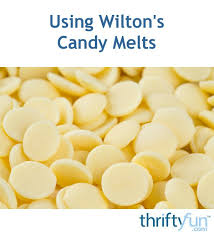 Candy Melt Color Chart Using Wiltons Candy Melts Thriftyfun