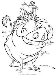 Disegno Releone004 Personaggio Cartone Animato Da Colorare